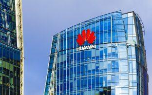 Edificio Huawei logo